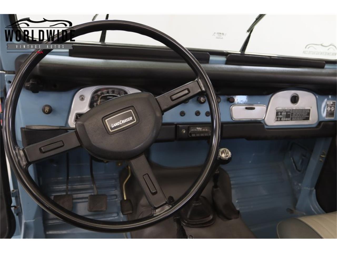 1980 Toyota Land Cruiser FJ (CC-1412064) for sale in Denver , Colorado