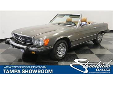1983 Mercedes-Benz 380SL (CC-1412074) for sale in Lutz, Florida