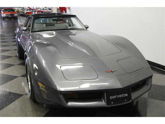 1981 Chevrolet Corvette (CC-1412075) for sale in Lutz, Florida