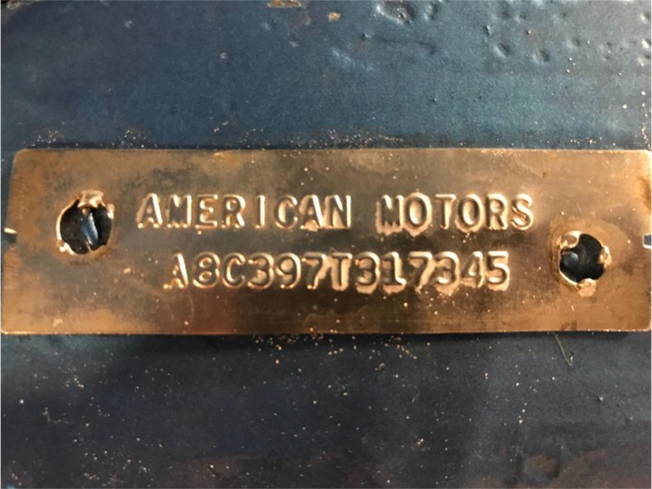 1968 AMC AMX (CC-1412078) for sale in Lutz, Florida