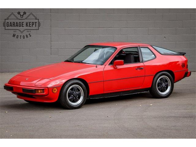 1987 Porsche 924 (CC-1412085) for sale in Grand Rapids, Michigan