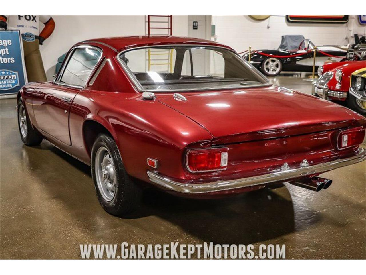 1971 Lotus Elan (CC-1412087) for sale in Grand Rapids, Michigan