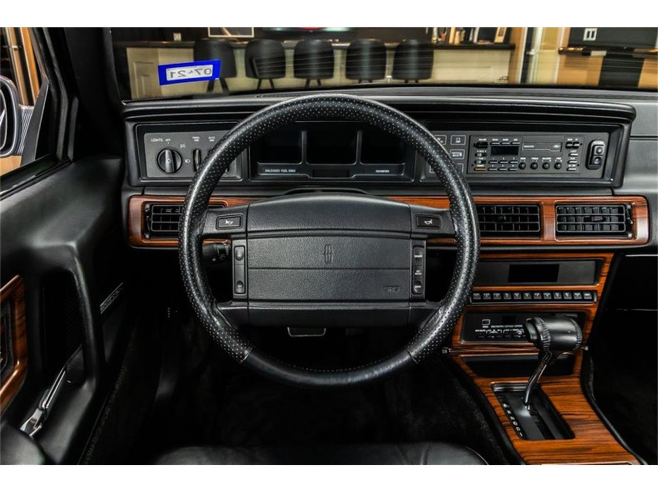 1990 Lincoln Mark V (CC-1412088) for sale in Plymouth, Michigan