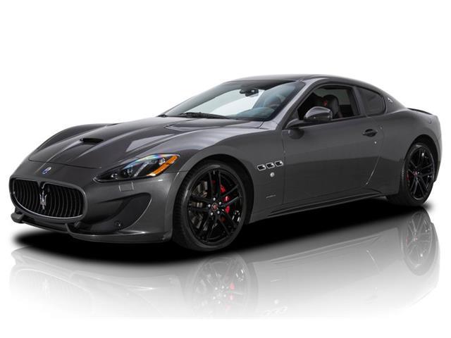 2017 Maserati GranTurismo (CC-1412094) for sale in Charlotte, North Carolina