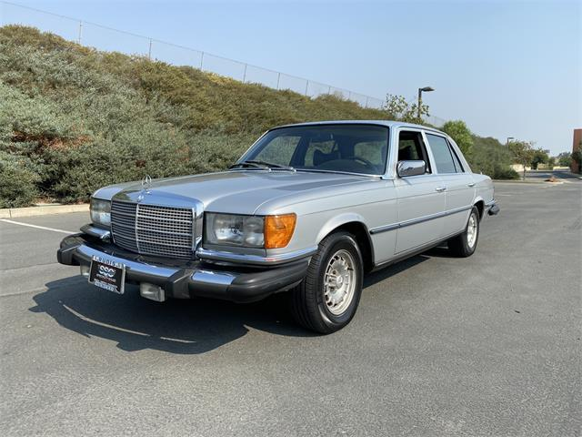 1979 Mercedes-Benz 450SEL (CC-1412101) for sale in Fairfield, California