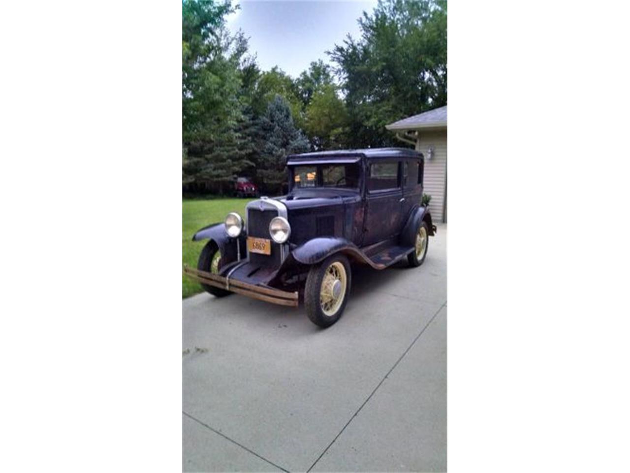 1930 Chevrolet Custom (CC-1412103) for sale in Cadillac, Michigan