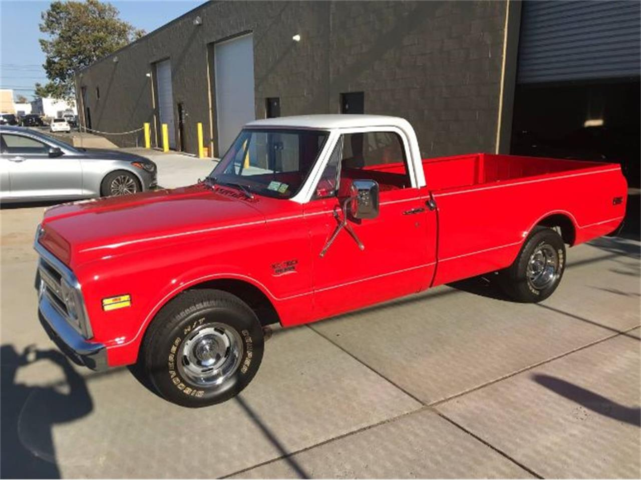 1970 Chevrolet C10 (CC-1412108) for sale in Cadillac, Michigan