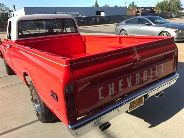 1970 Chevrolet C10 (CC-1412108) for sale in Cadillac, Michigan