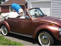 1978 Volkswagen Super Beetle (CC-1412111) for sale in Cadillac, Michigan