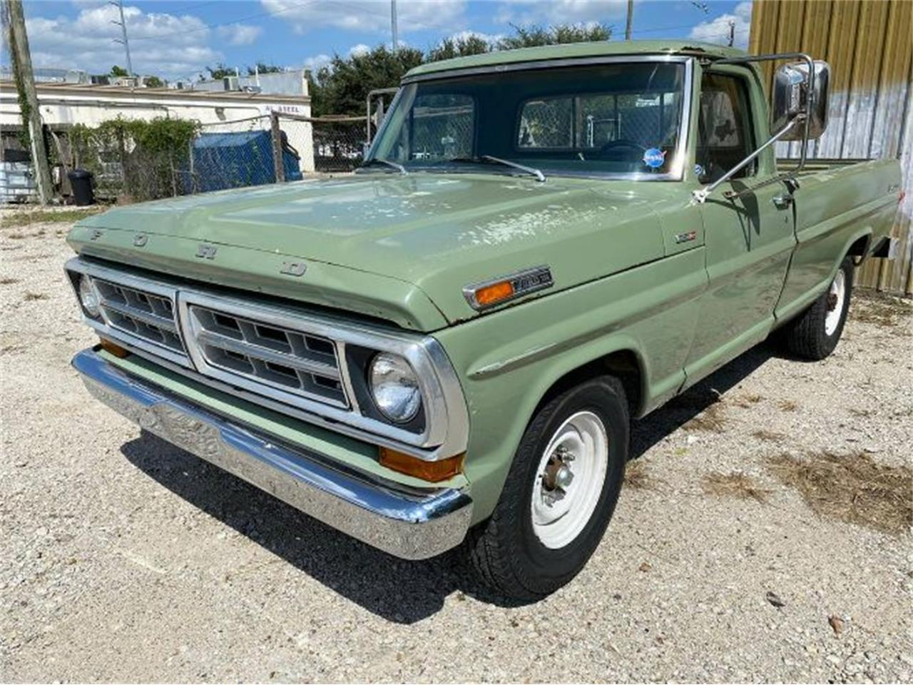 1971 Ford F250 (CC-1412112) for sale in Cadillac, Michigan