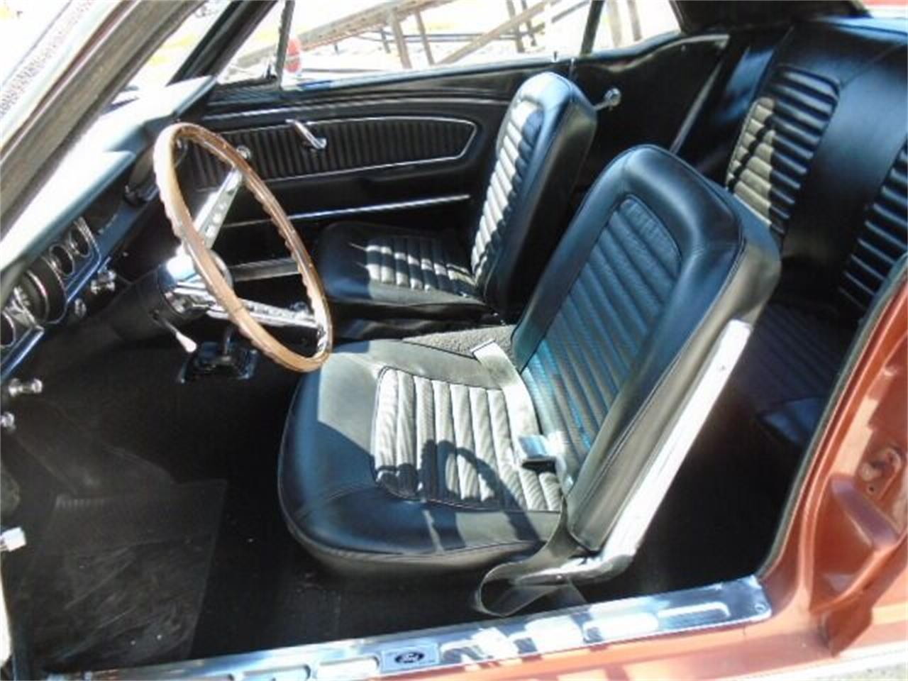 1966 Ford Mustang (CC-1412115) for sale in Staunton, Illinois