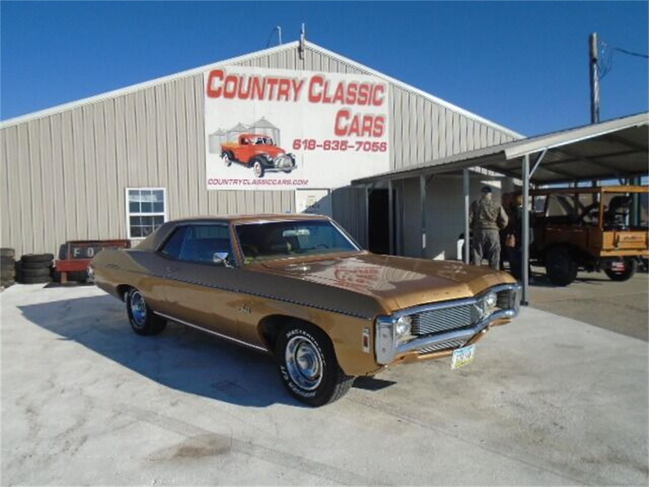 1969 Chevrolet Impala (CC-1412117) for sale in Staunton, Illinois