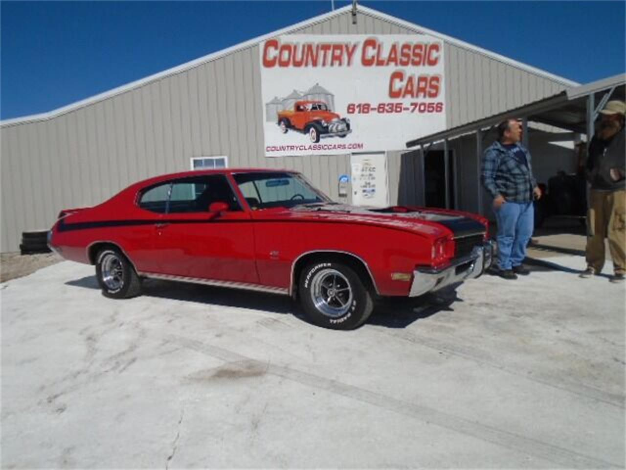 1971 Buick Gran Sport (CC-1412118) for sale in Staunton, Illinois