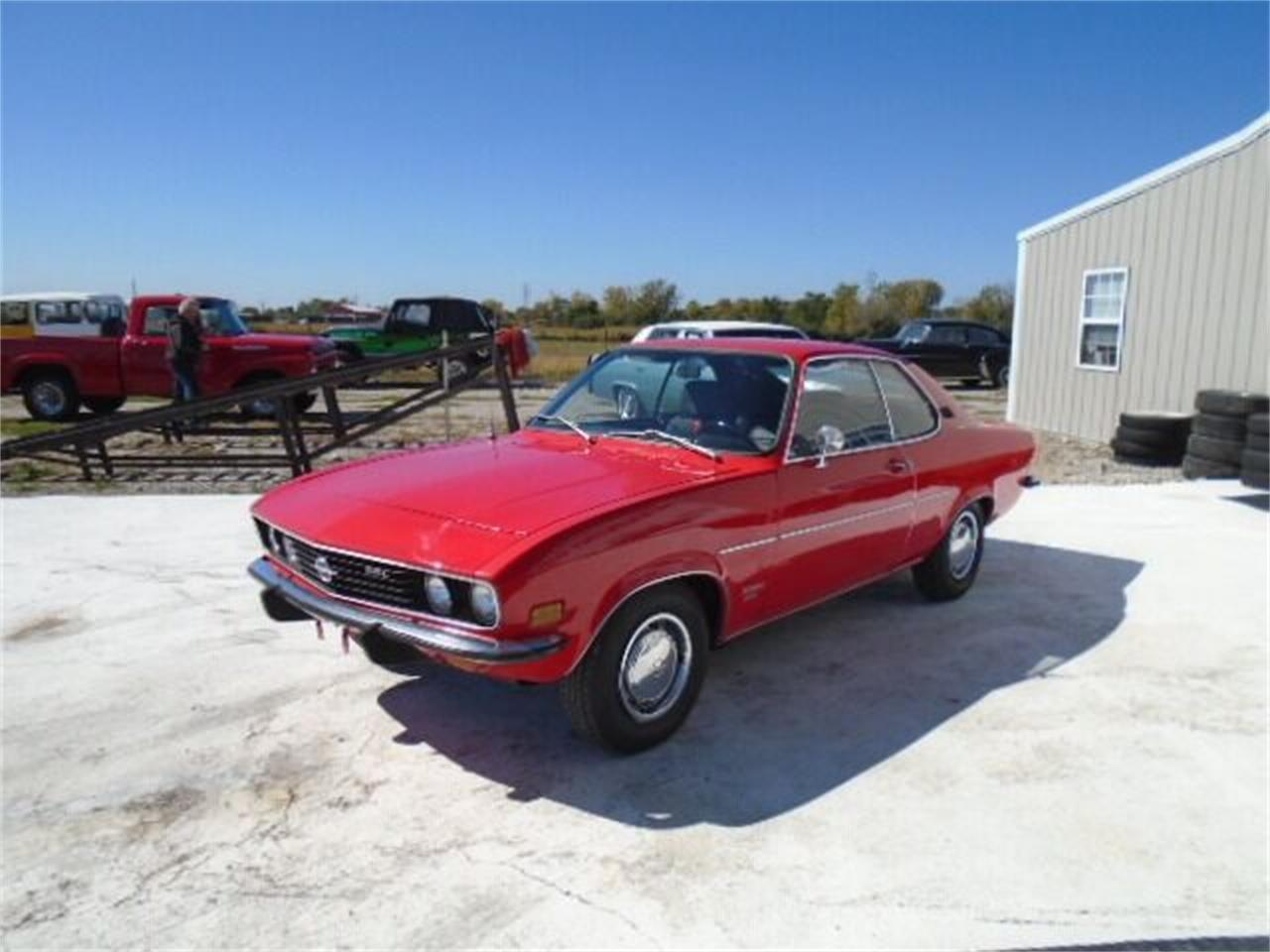 1973 Opel Manta (CC-1412120) for sale in Staunton, Illinois