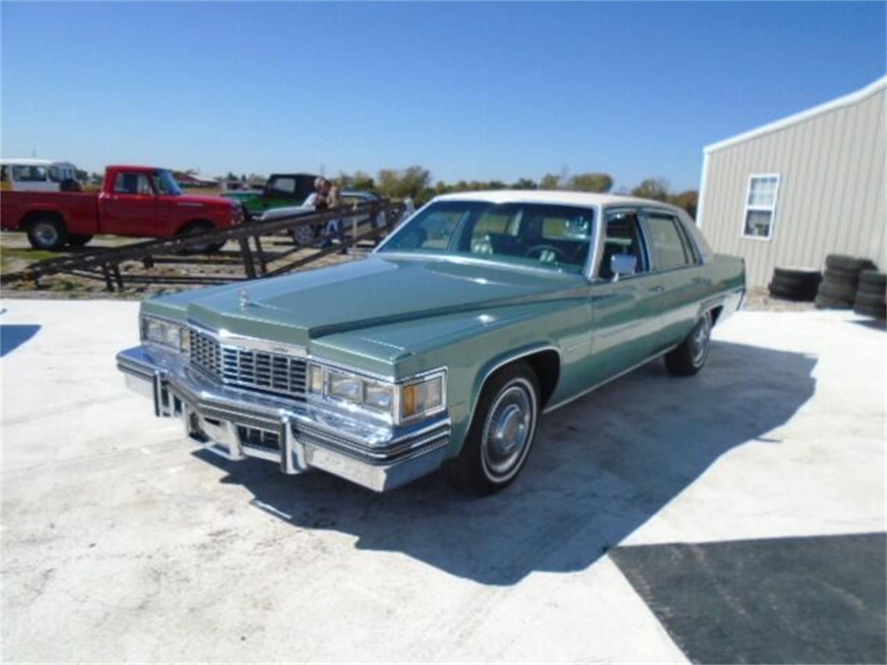 1977 Cadillac DeVille (CC-1412122) for sale in Staunton, Illinois