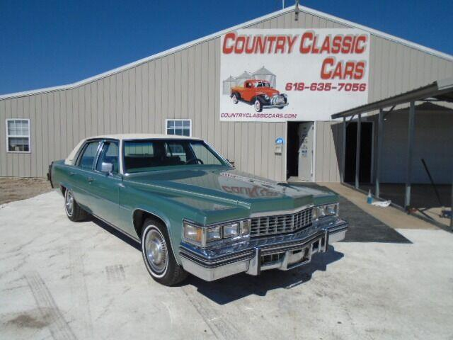 1977 Cadillac DeVille (CC-1412122) for sale in Staunton, Illinois