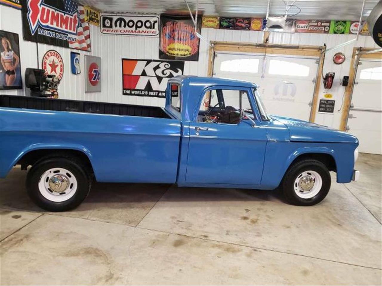 1967 Dodge D100 (CC-1412123) for sale in Cadillac, Michigan