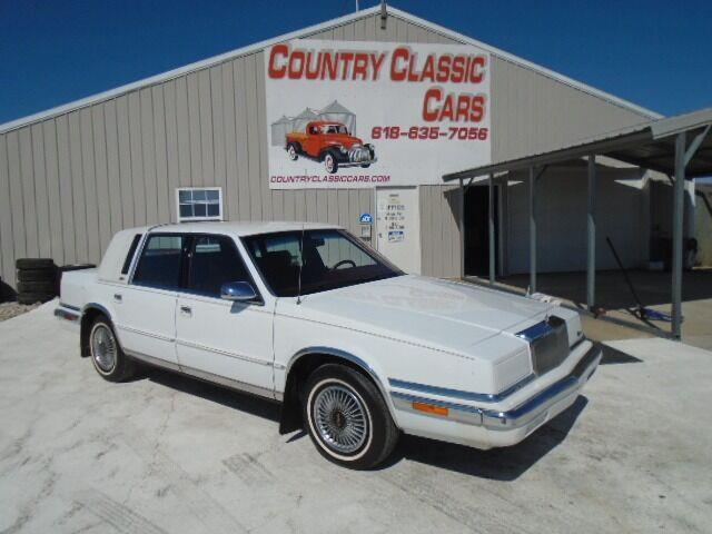 1991 Chrysler New Yorker (CC-1412126) for sale in Staunton, Illinois
