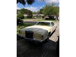 1979 Lincoln Continental (CC-1412127) for sale in Cadillac, Michigan