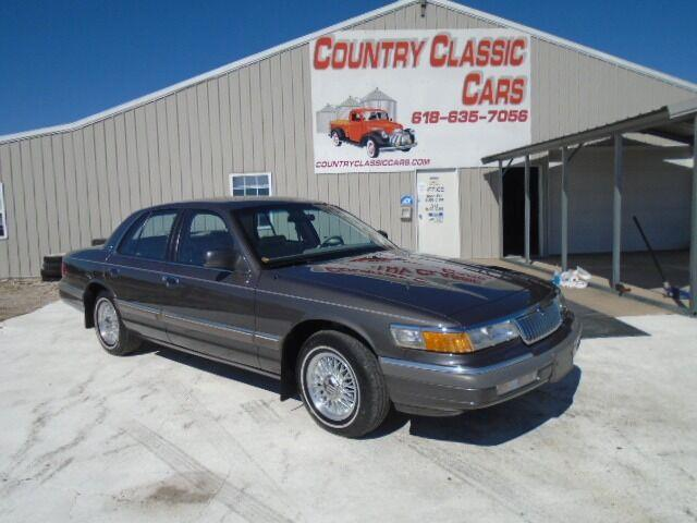 1992 Mercury Grand Marquis (CC-1412128) for sale in Staunton, Illinois