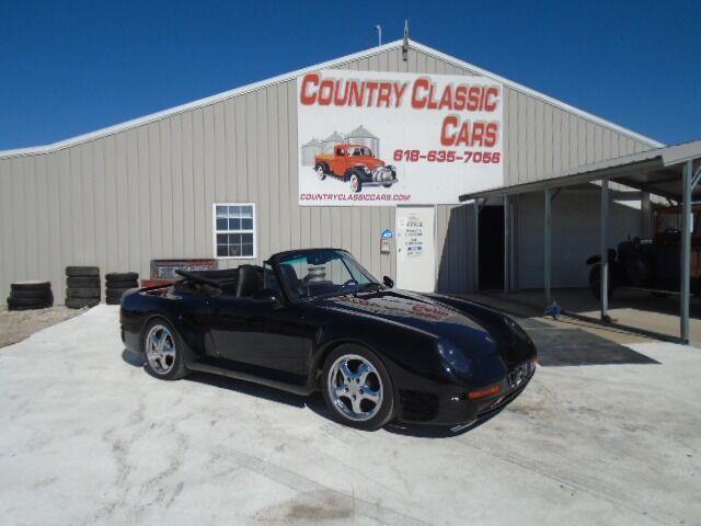 1986 Porsche 911 (CC-1412132) for sale in Staunton, Illinois