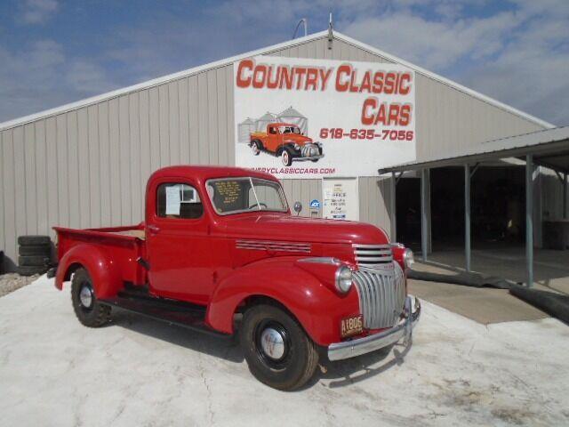 1946 Chevrolet Pickup (CC-1412133) for sale in Staunton, Illinois