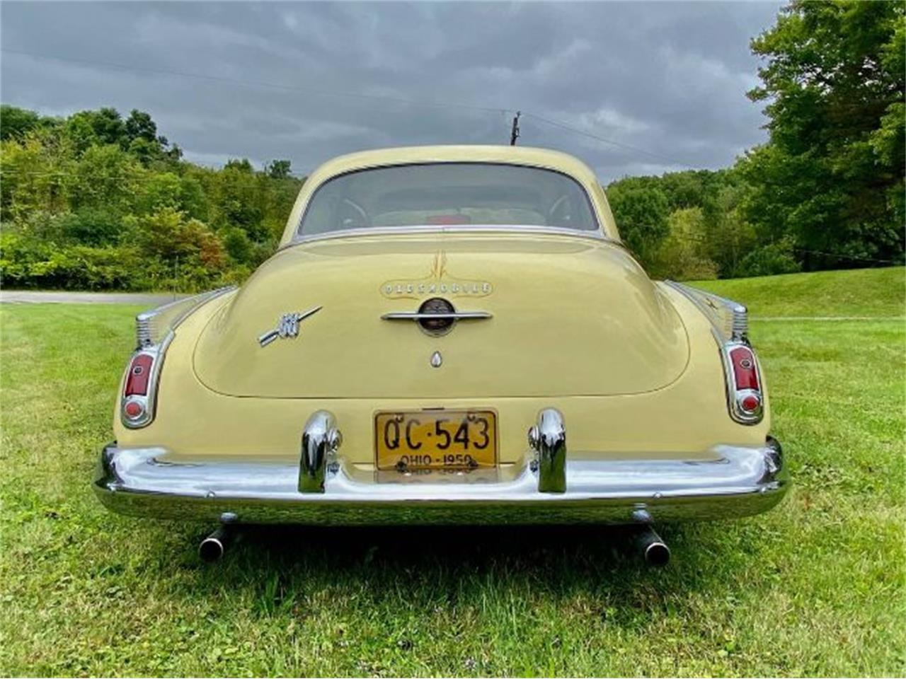 1950 Oldsmobile Rocket 88 (CC-1412137) for sale in Cadillac, Michigan