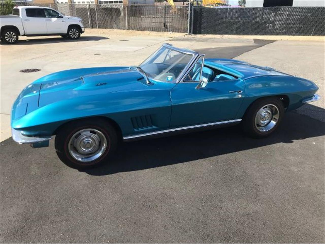 1967 Chevrolet Corvette (CC-1412139) for sale in Cadillac, Michigan
