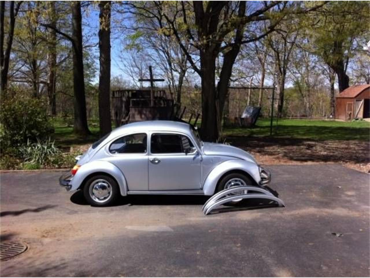 1974 Volkswagen Beetle (CC-1412143) for sale in Cadillac, Michigan