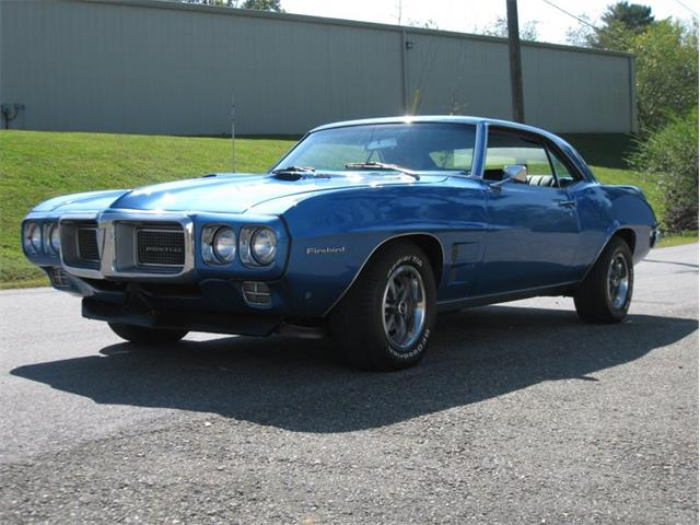 1969 Pontiac Firebird (CC-1412145) for sale in Greensboro, North Carolina