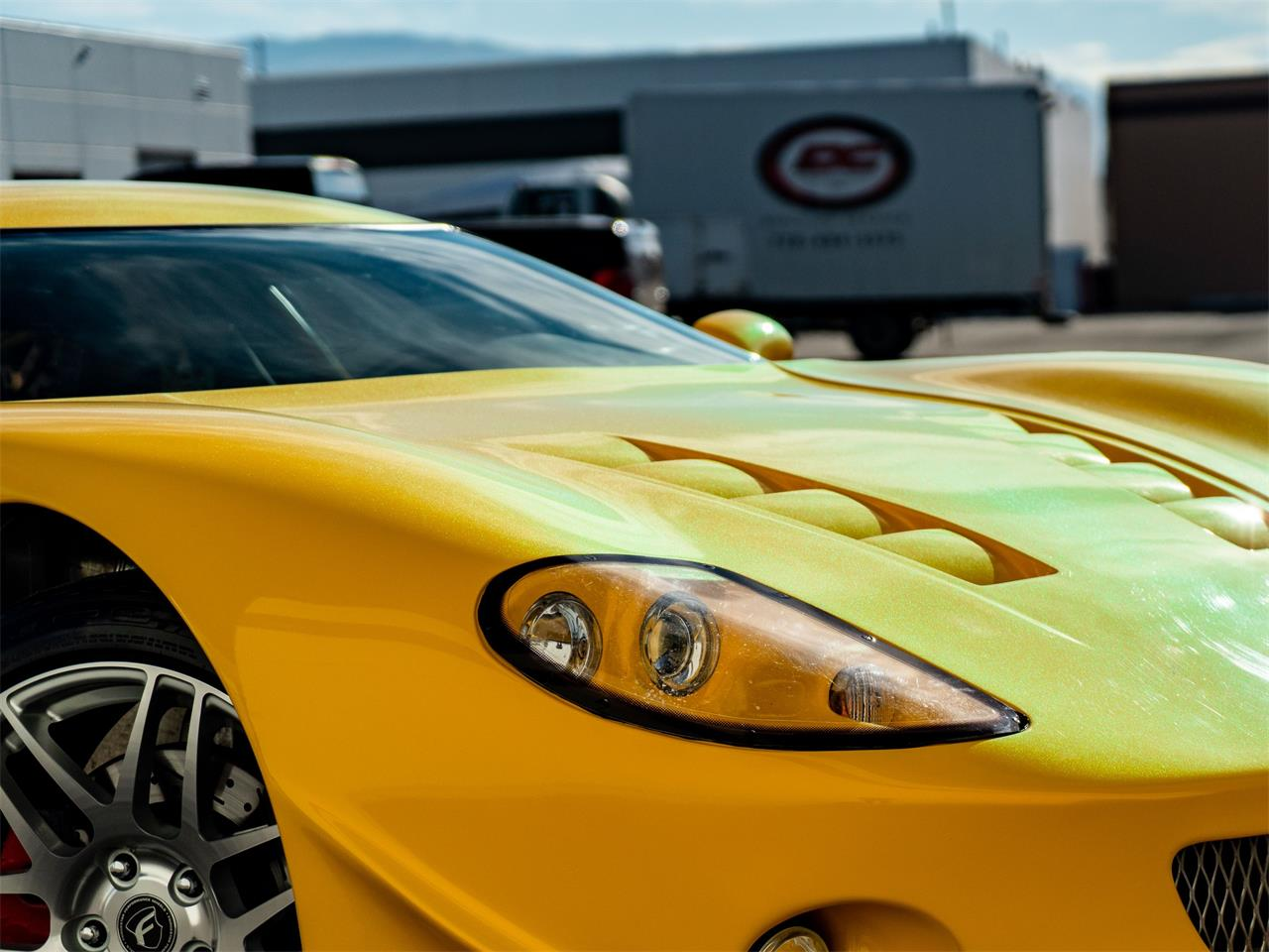 2012 Factory Five GTM (CC-1412150) for sale in Kelowna, British Columbia