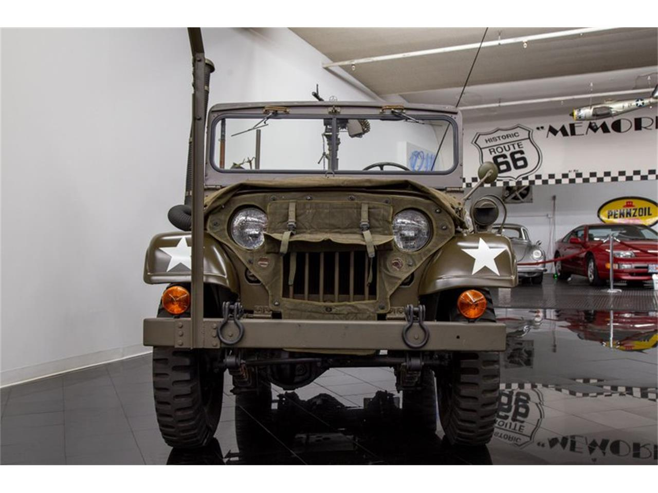 1954 Willys M38A1 (CC-1412156) for sale in St. Louis, Missouri