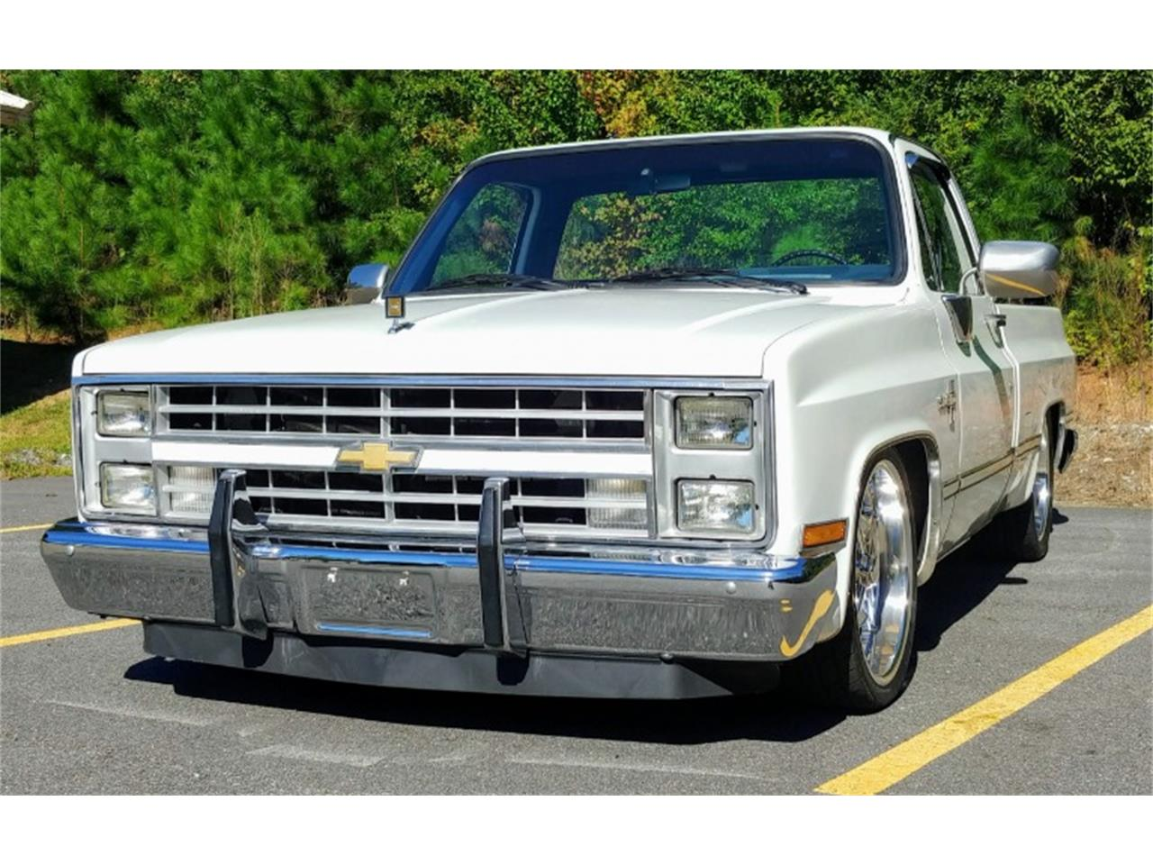 1985 Chevrolet C/K 10 (CC-1412170) for sale in Mundelein, Illinois