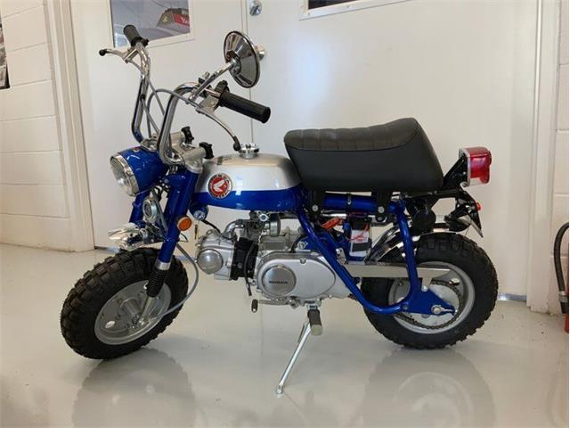 1970 Honda Motorcycle