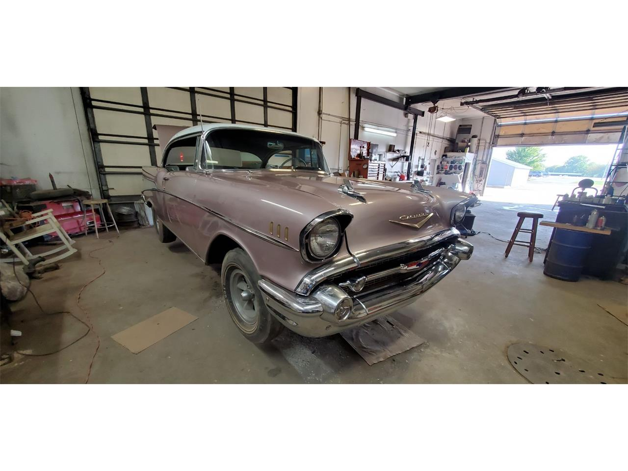 1957 Chevrolet Bel Air (CC-1412177) for sale in Annandale, Minnesota