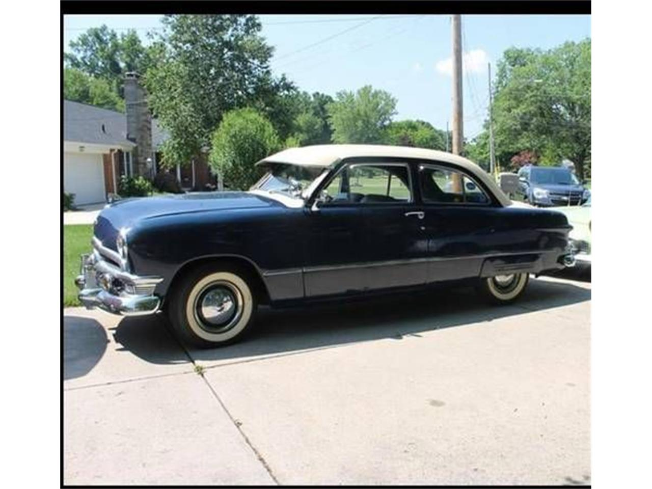 1950 Ford Sedan (CC-1412178) for sale in Cadillac, Michigan