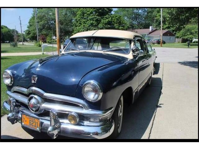 1950 Ford Sedan (CC-1412178) for sale in Cadillac, Michigan