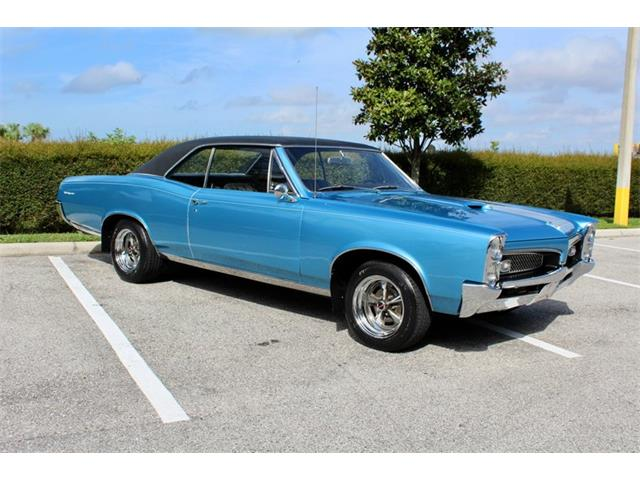 1967 Pontiac Tempest (CC-1412180) for sale in Sarasota, Florida