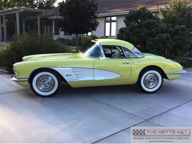 1958 Chevrolet Corvette (CC-1412189) for sale in Sarasota, Florida