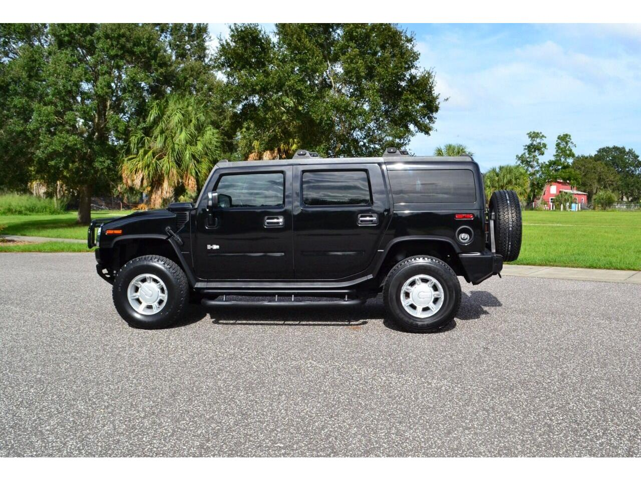 2004 Hummer H2 (CC-1412200) for sale in Clearwater, Florida