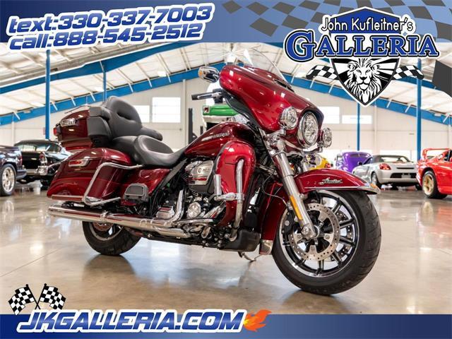 2017 Harley-Davidson Electra Glide (CC-1412207) for sale in Salem, Ohio
