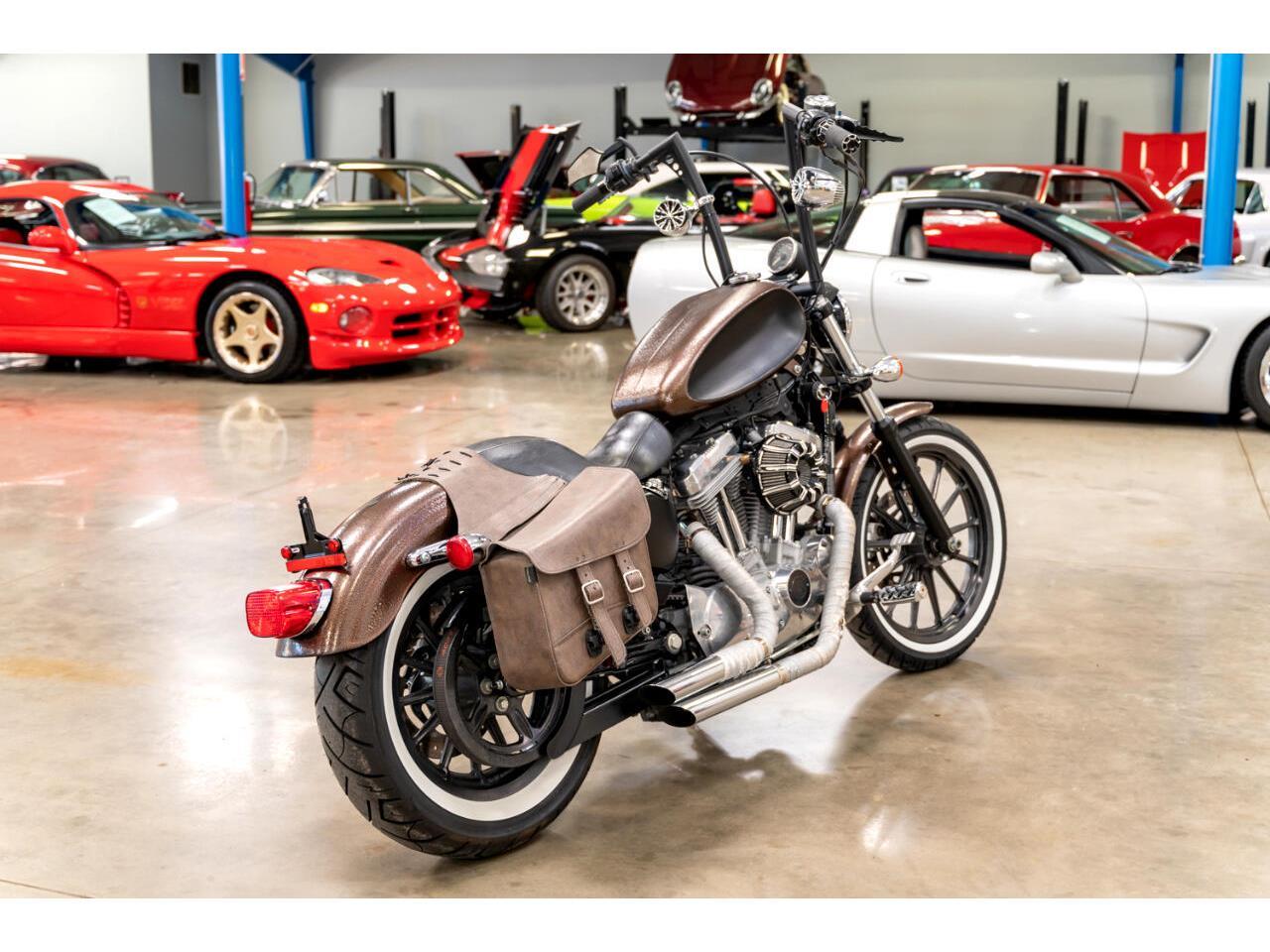 2009 Harley-Davidson Sportster (CC-1412208) for sale in Salem, Ohio