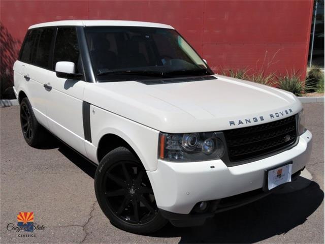 2010 Land Rover Range Rover (CC-1412210) for sale in Tempe, Arizona