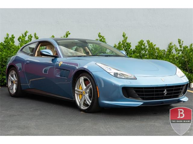 2018 Ferrari GTC4 Lusso (CC-1412211) for sale in Miami, Florida