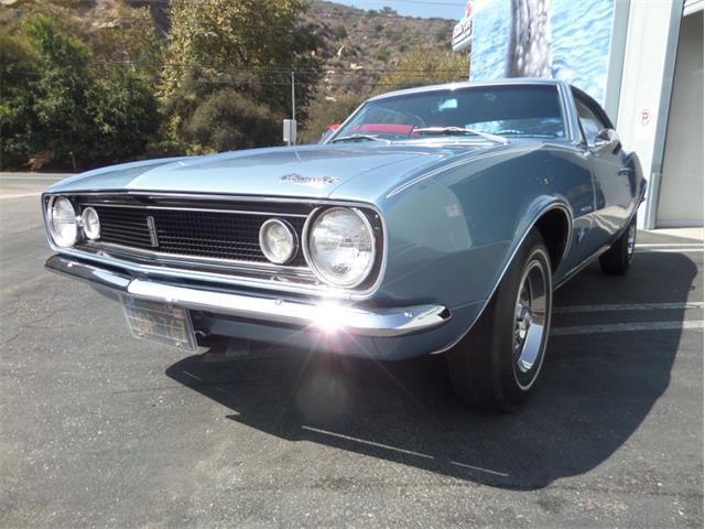 1967 Chevrolet Camaro (CC-1412230) for sale in Laguna Beach, California