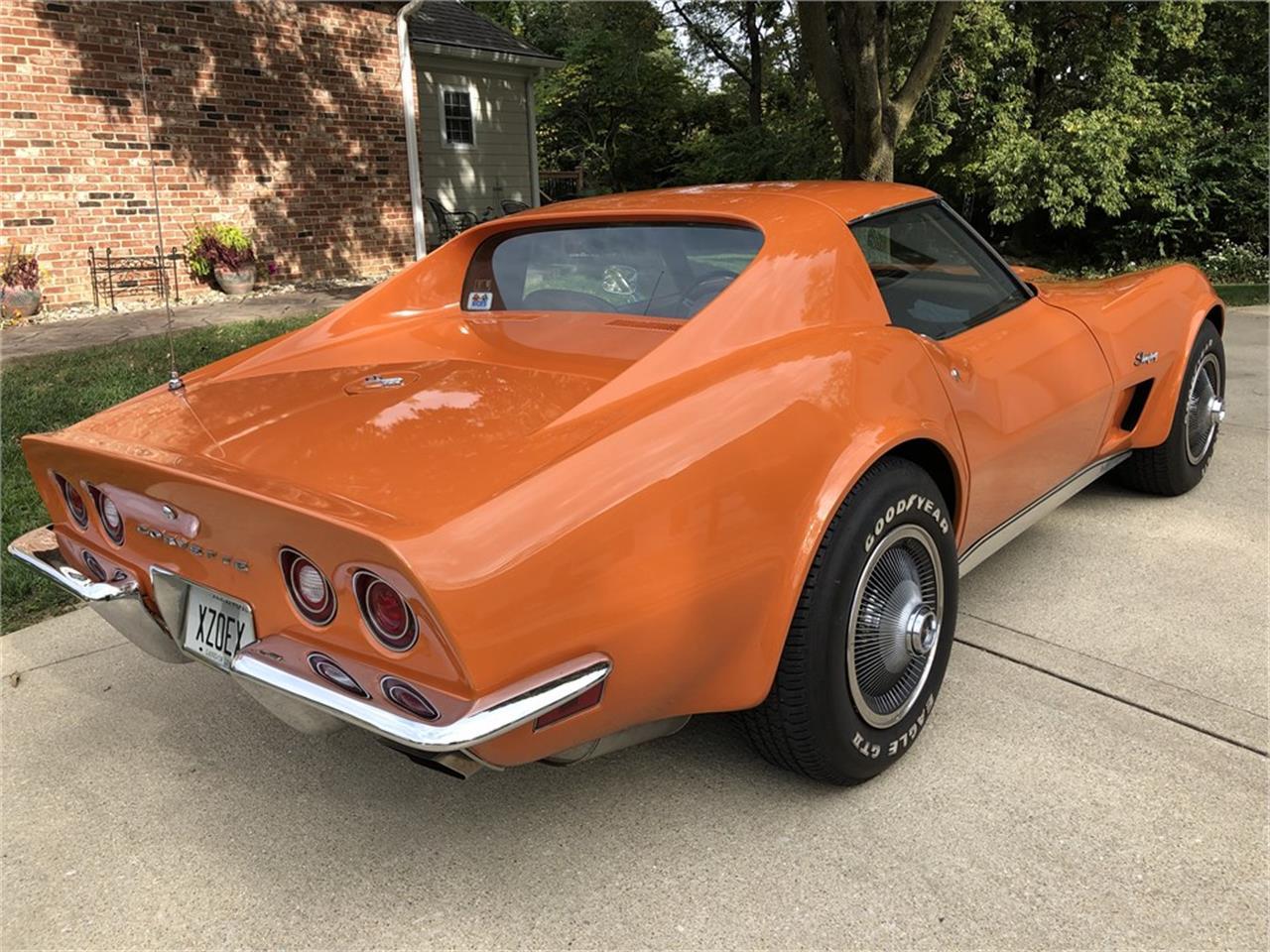 1973 Chevrolet Corvette (CC-1412231) for sale in Edwardville, Alabama