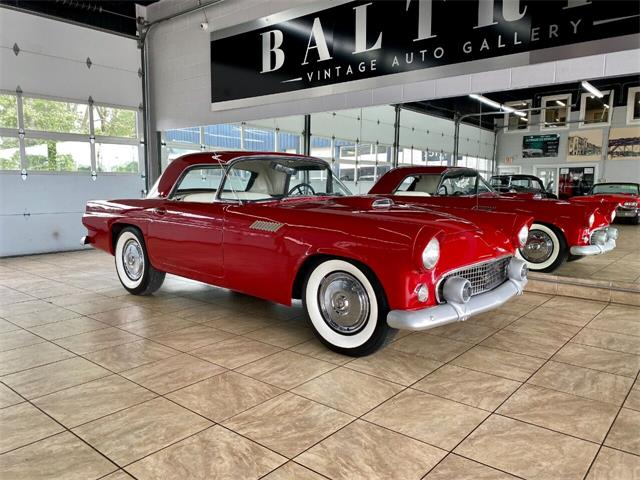 1955 Ford Thunderbird (CC-1412244) for sale in St. Charles, Illinois