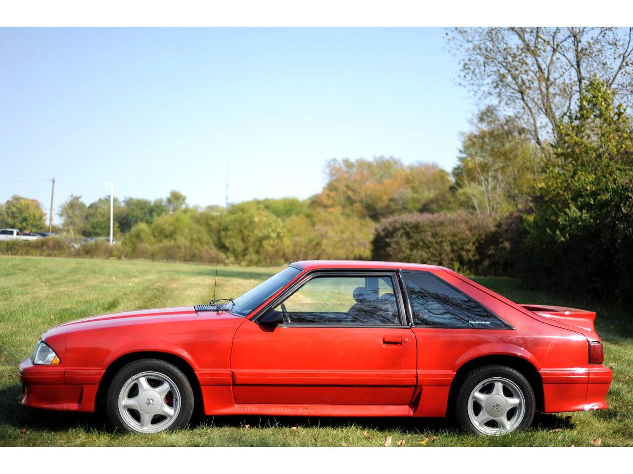 1991 Ford Mustang (CC-1412246) for sale in Greenfield, Indiana