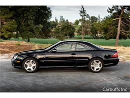 2004 Mercedes-Benz CL600 (CC-1412252) for sale in Concord, California
