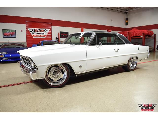 1967 Chevrolet Nova (CC-1412255) for sale in Glen Ellyn, Illinois